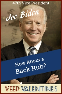 Joe Biden Veep Valentine
